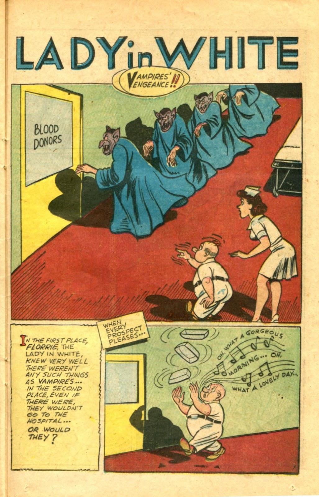 Read online Super-Magician Comics comic -  Issue #48 - 35