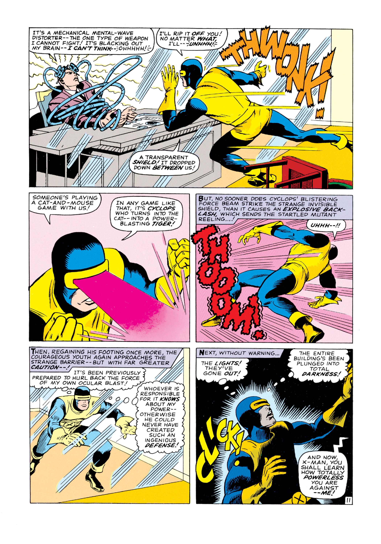 Uncanny X-Men (1963) 17 Page 11