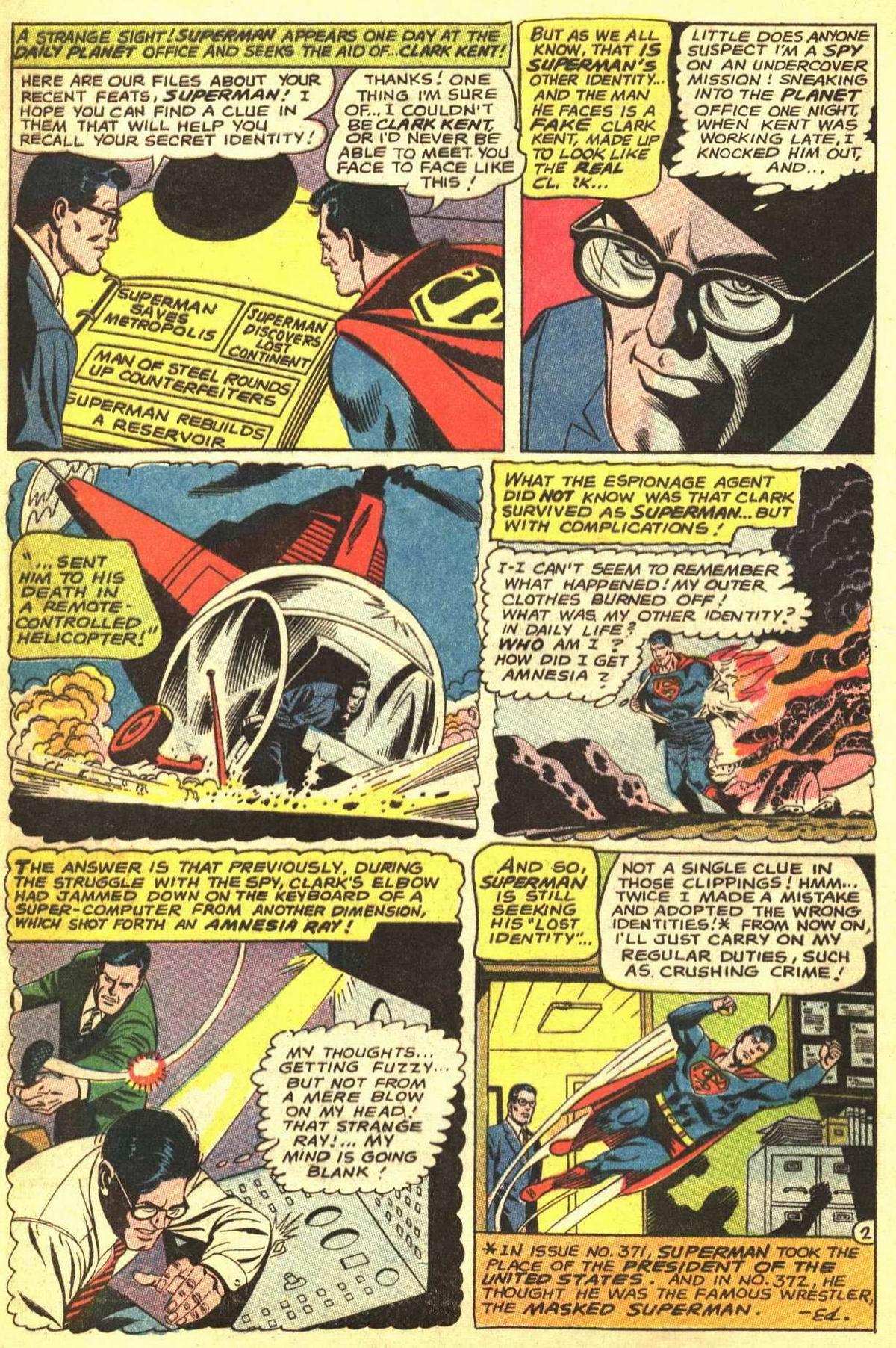 Read online Action Comics (1938) comic -  Issue #374 - 4