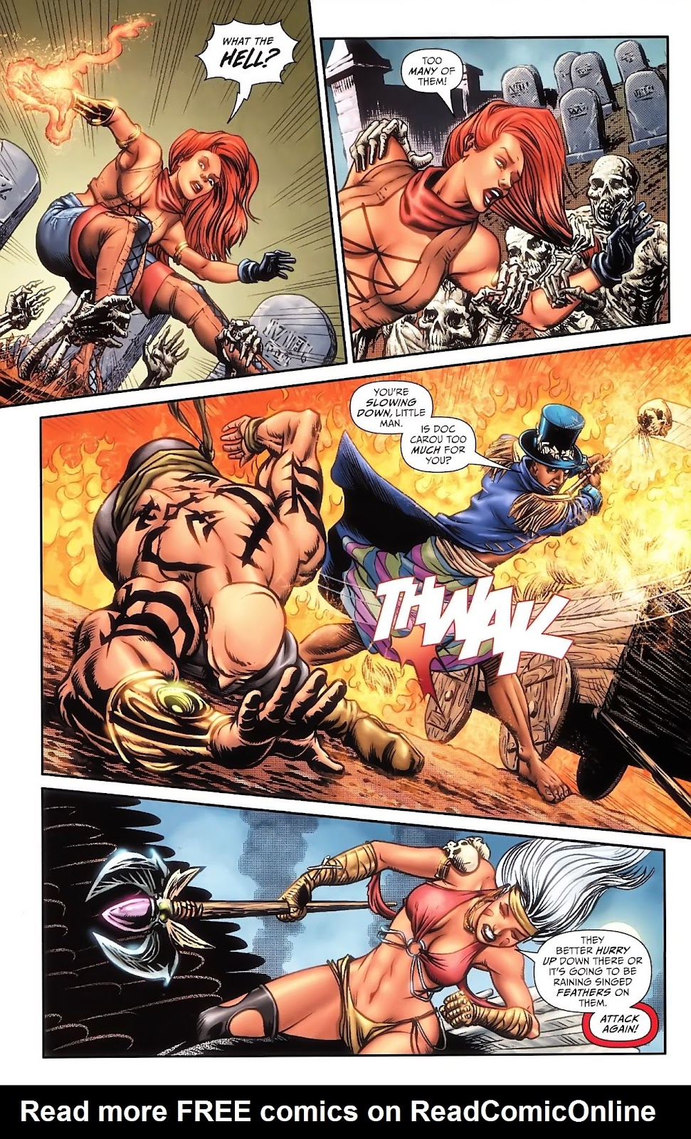 Grimm Fairy Tales 2011 Special Edition Full Page 25
