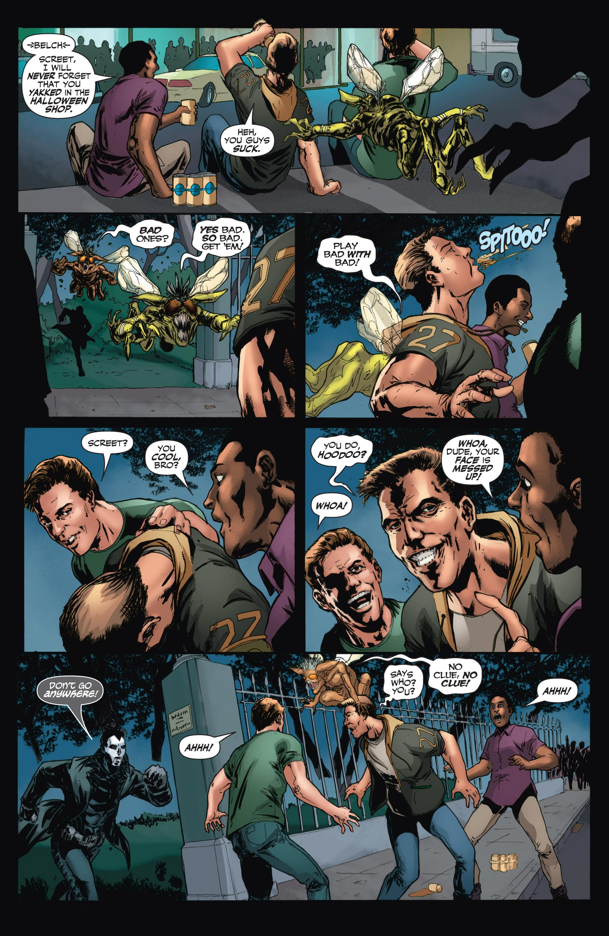 Read online Shadowman (2012) comic -  Issue #11 - 11
