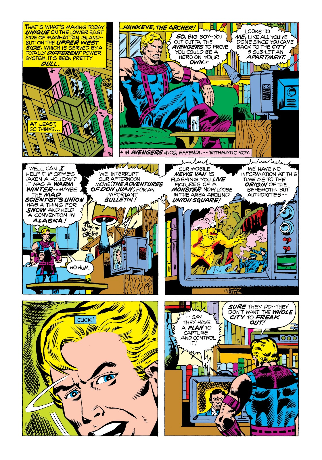 Read online Marvel Masterworks: The Incredible Hulk comic -  Issue # TPB 9 (Part 3) - 3