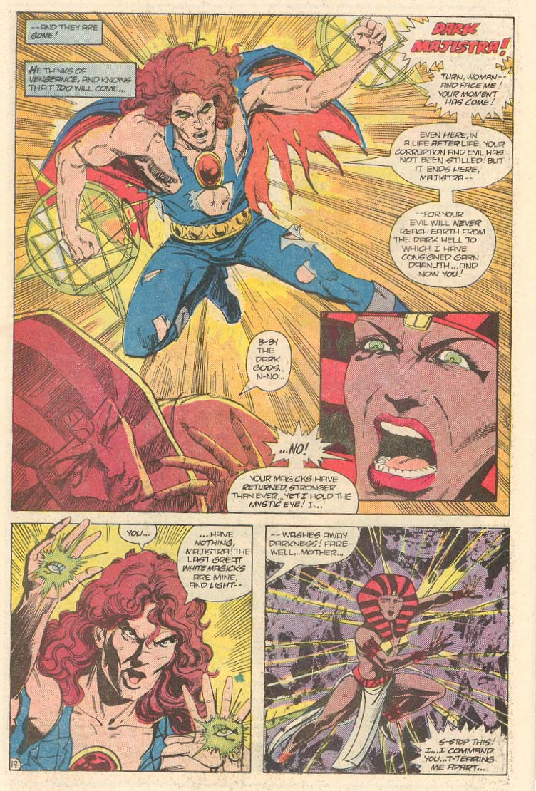 Read online Arion, Lord of Atlantis comic -  Issue #33 - 20