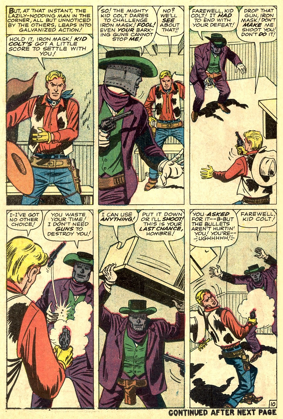 Kid Colt Outlaw issue 110 - Page 14
