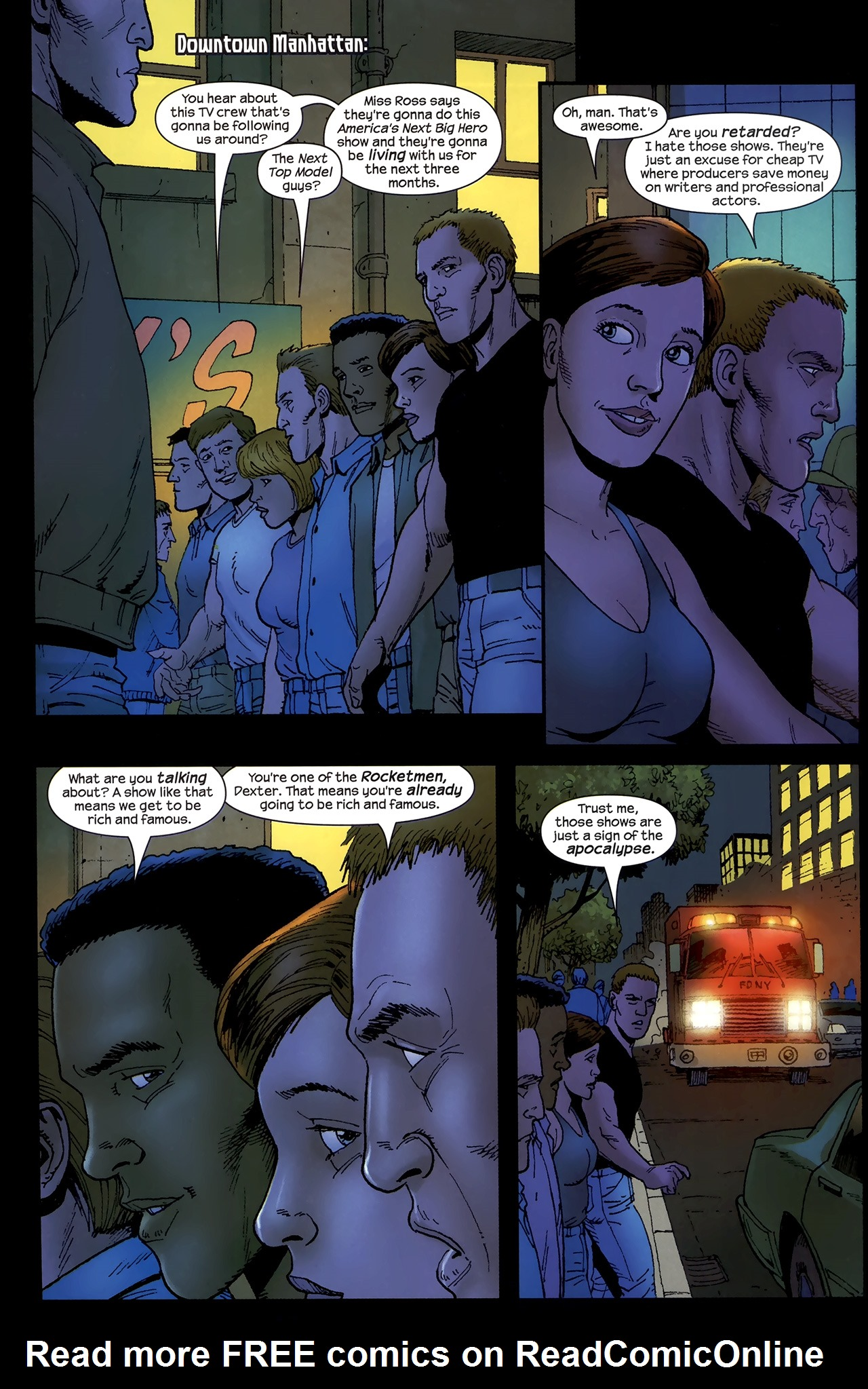 Read online Ultimates 2 comic -  Issue # _Annual 1 - 30