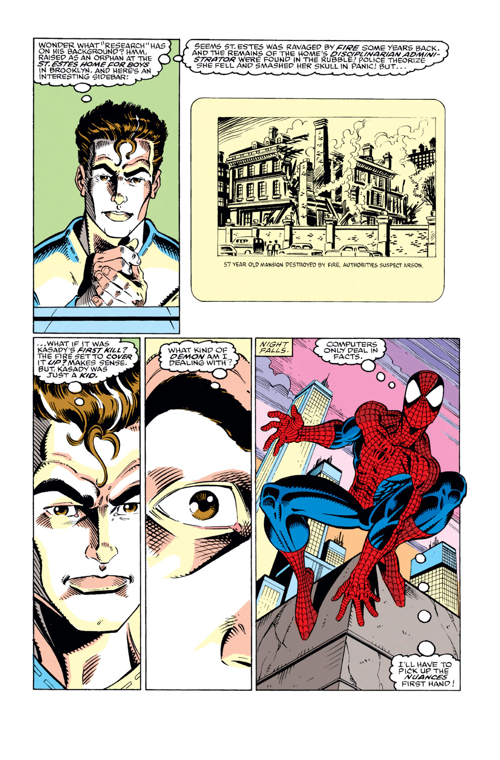 The Amazing Spider-Man (1963) 361 Page 11