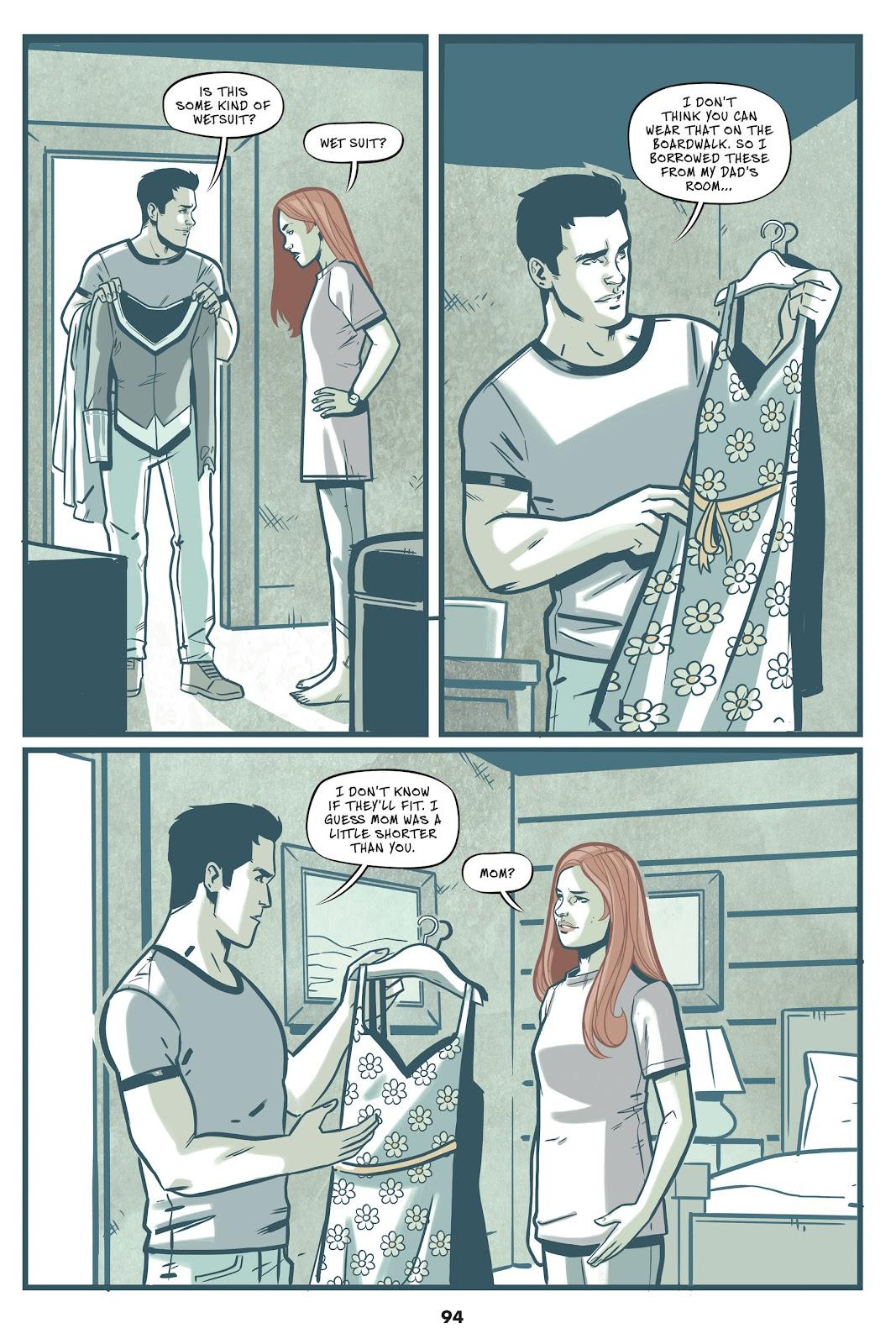 Read online Mera: Tidebreaker comic -  Issue # TPB (Part 1) - 94