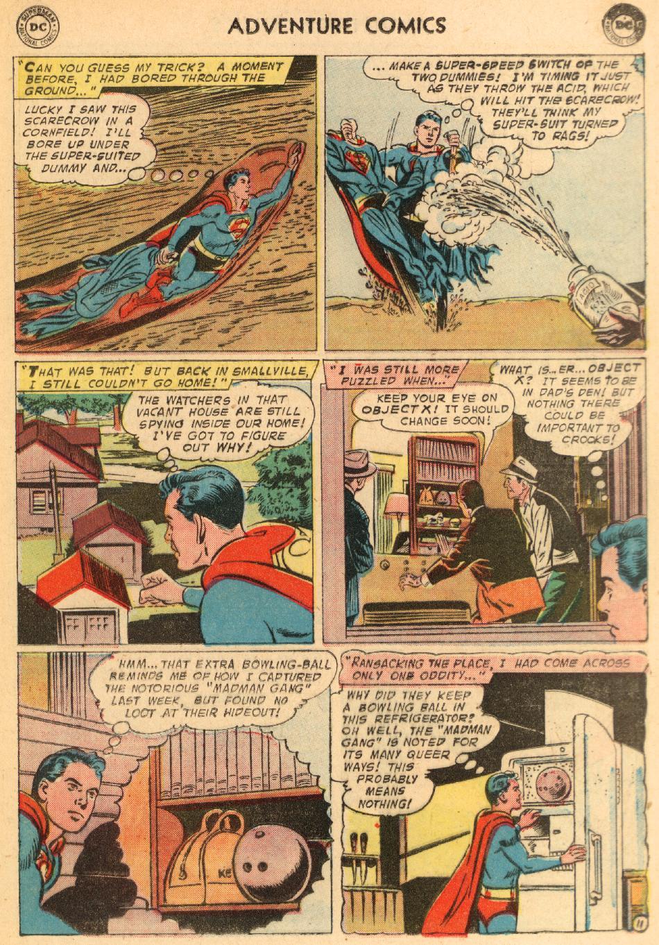 Read online Adventure Comics (1938) comic -  Issue #249 - 13