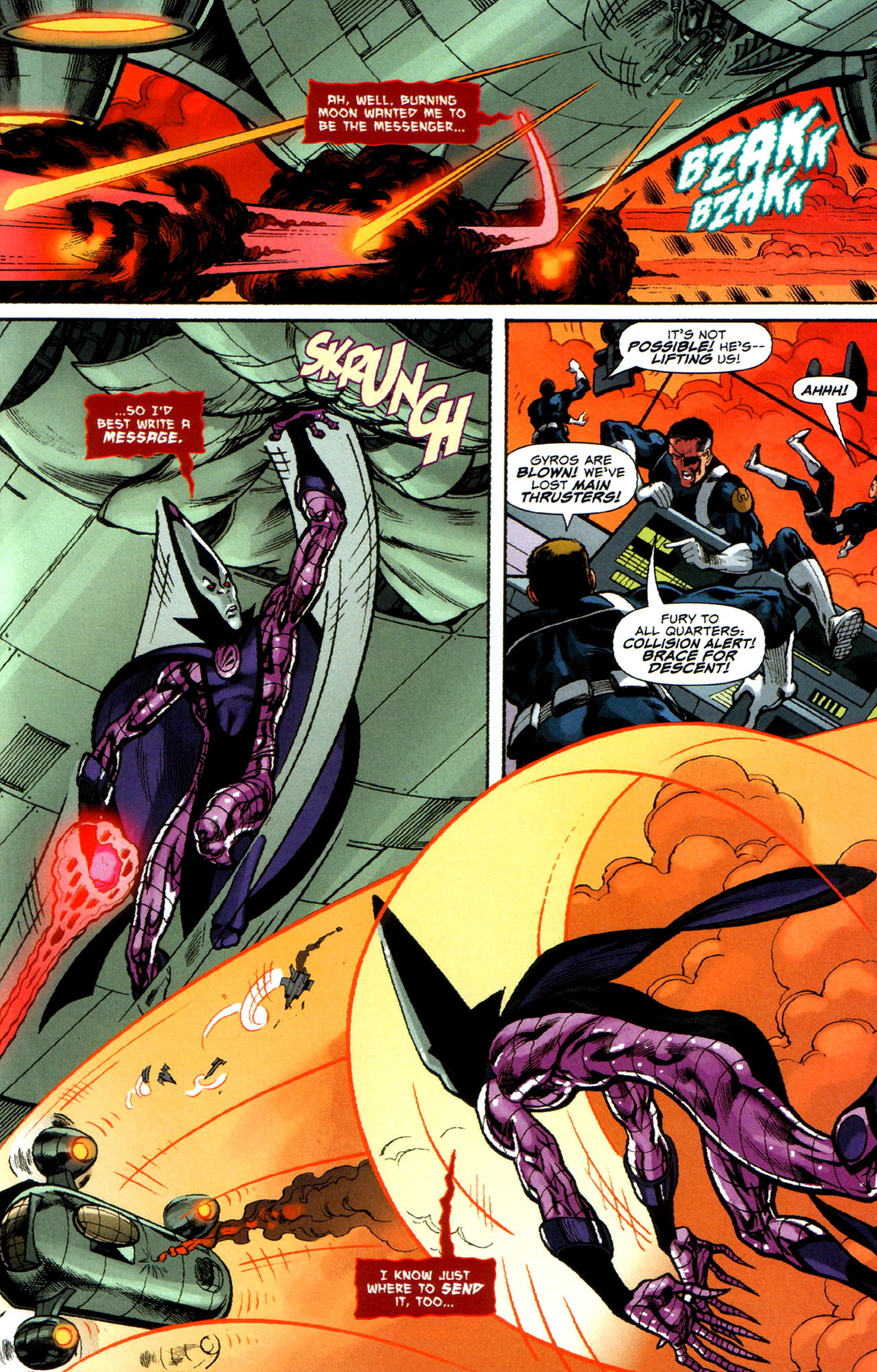 Read online Uncanny X-Men: First Class comic -  Issue #5 - 18