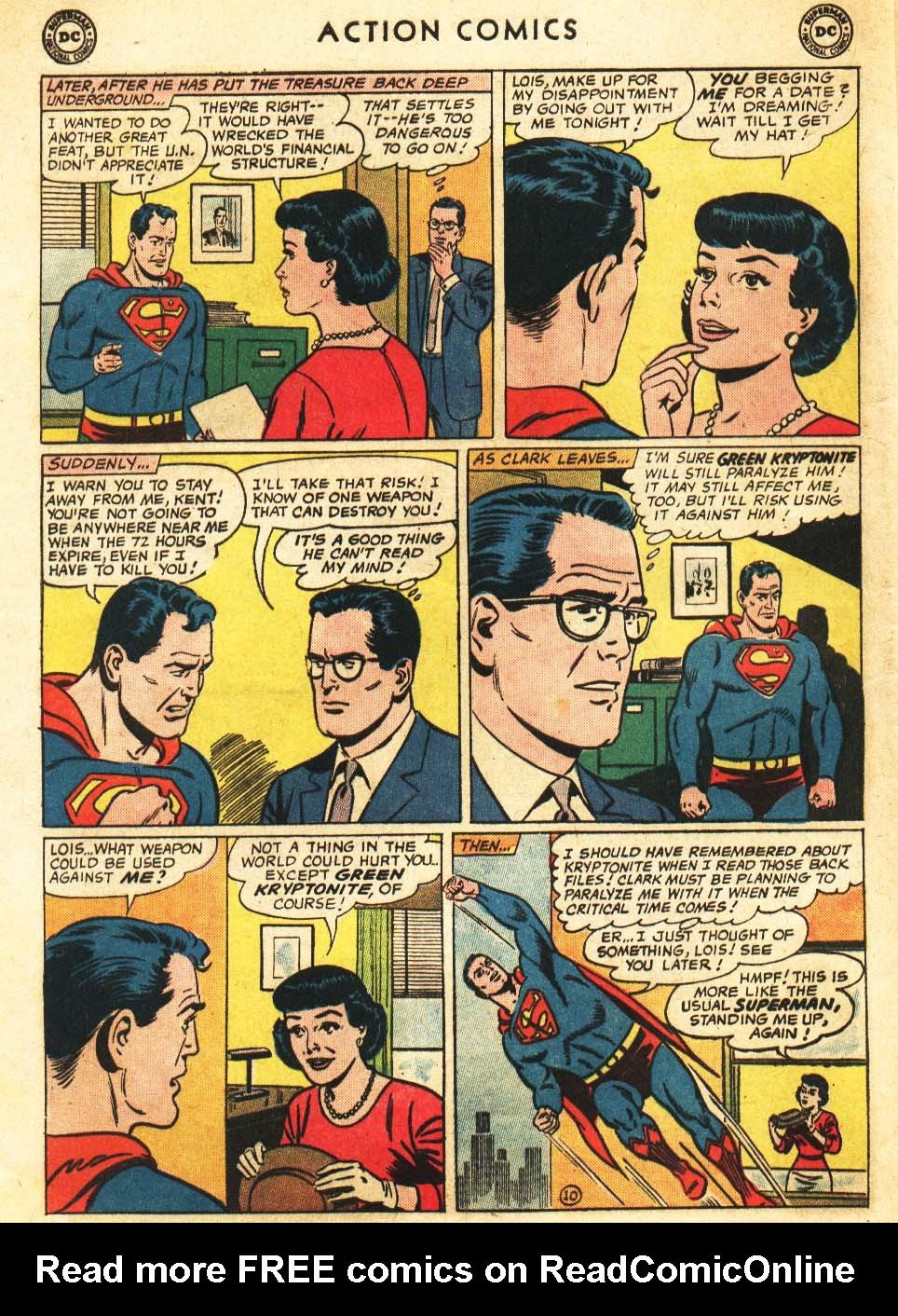 Action Comics (1938) 293 Page 10