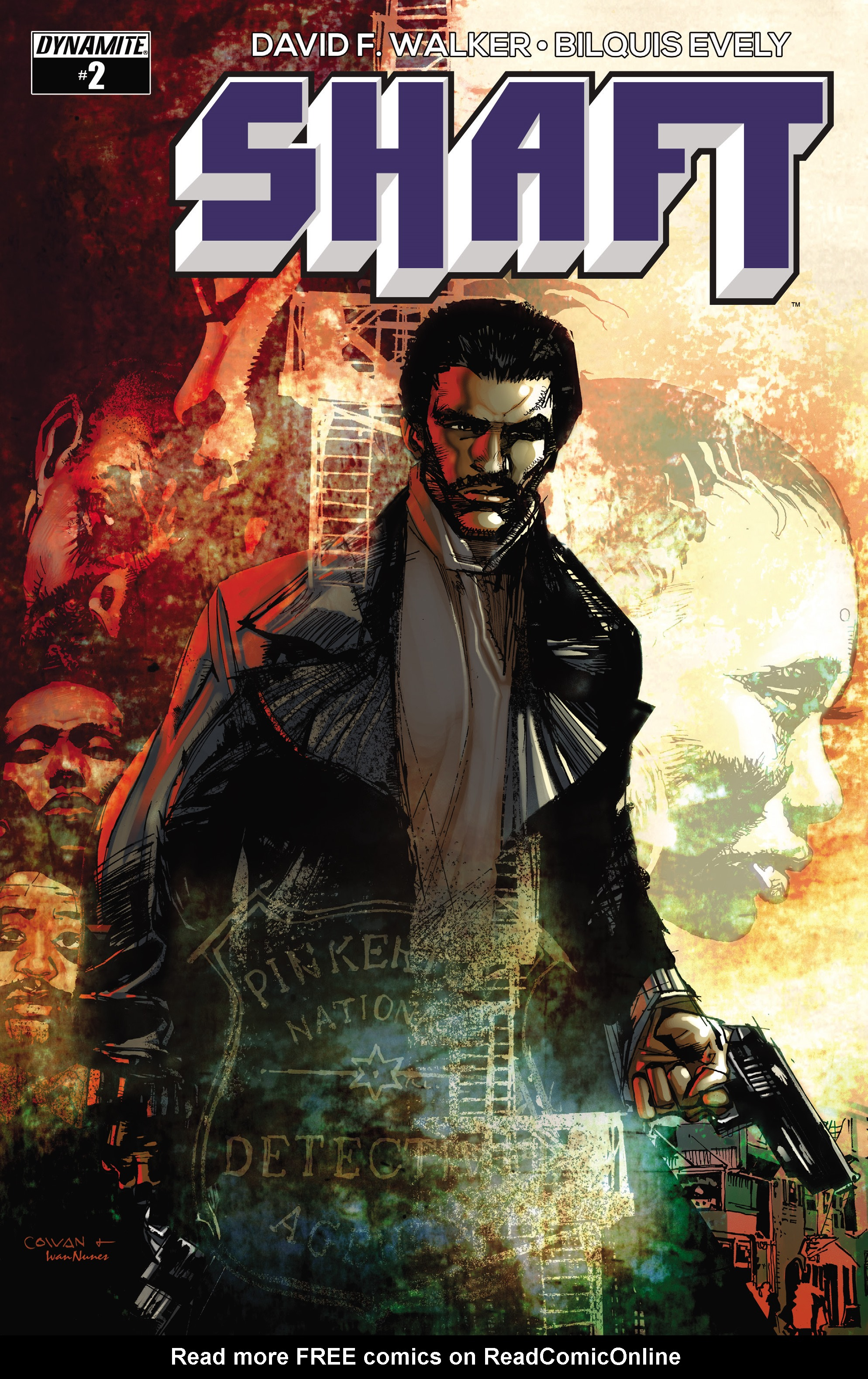 Read online Shaft comic -  Issue #2 - 1
