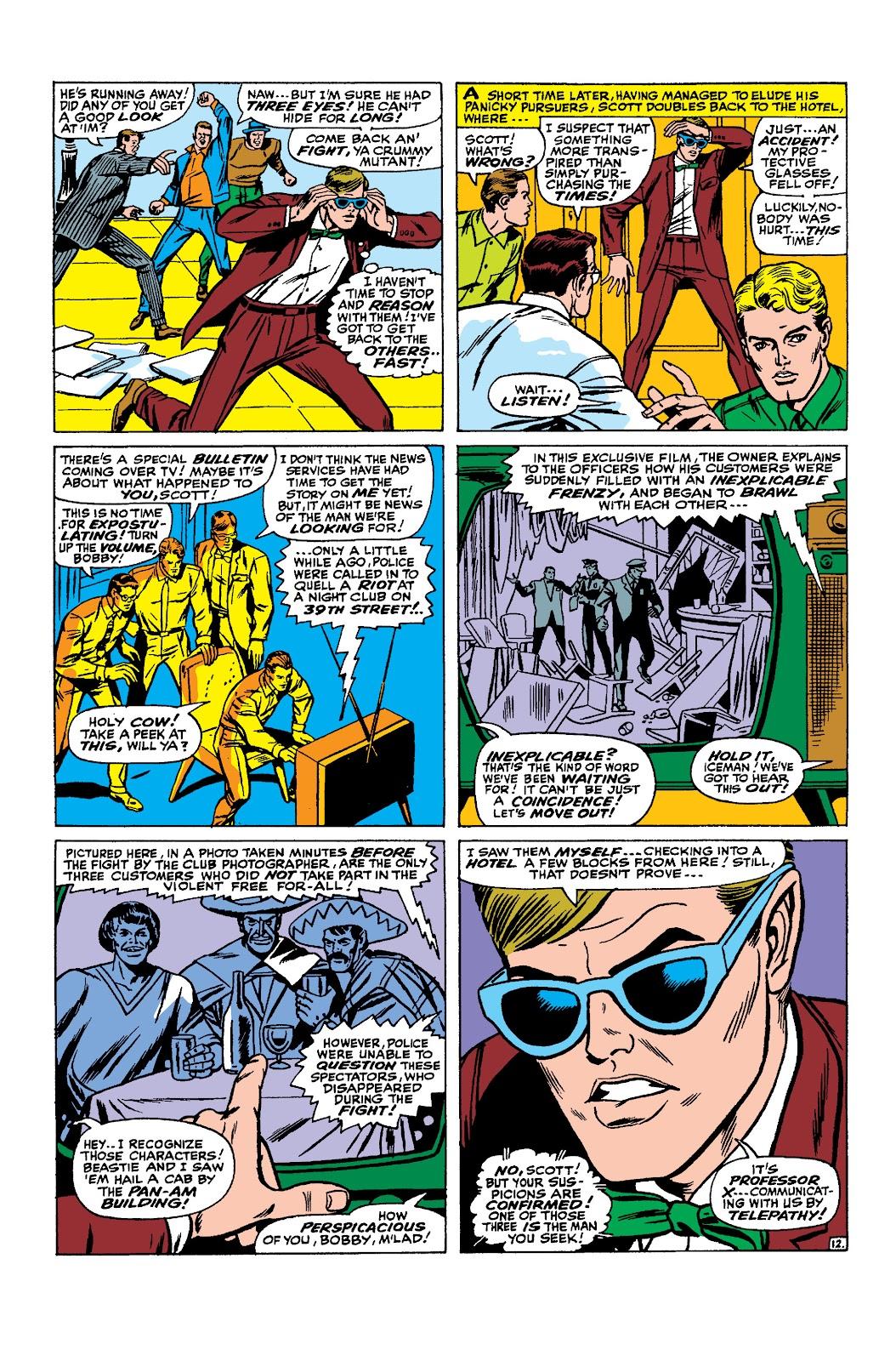 Uncanny X-Men (1963) issue 25 - Page 13
