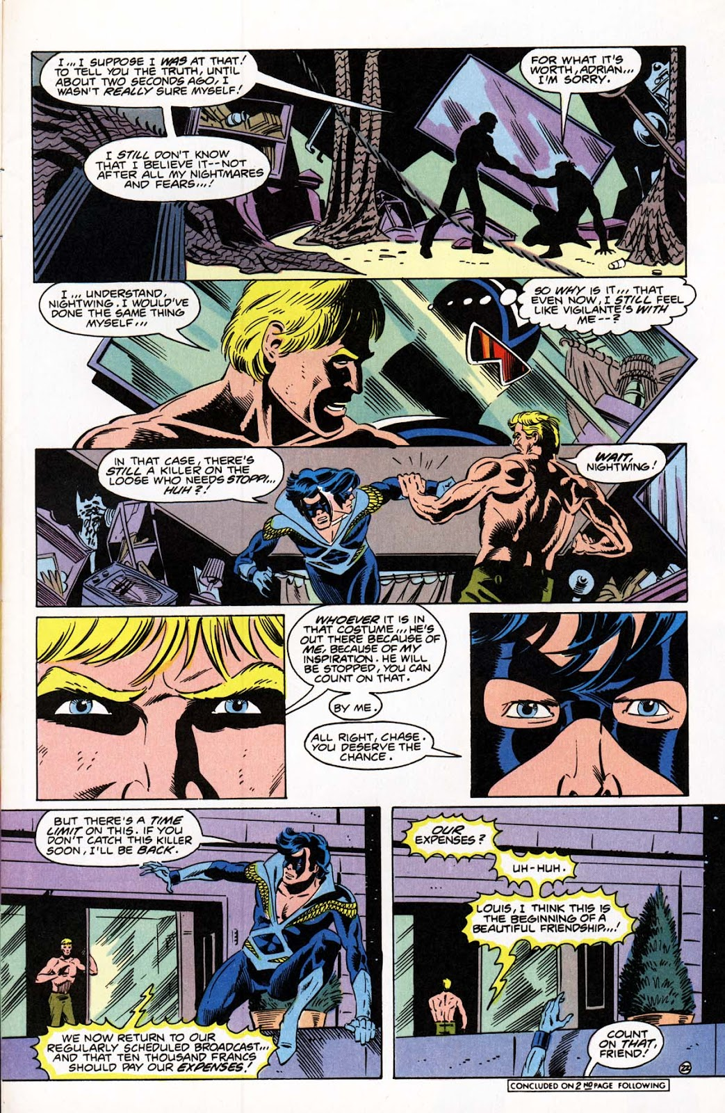 Vigilante (1983) issue 21 - Page 25