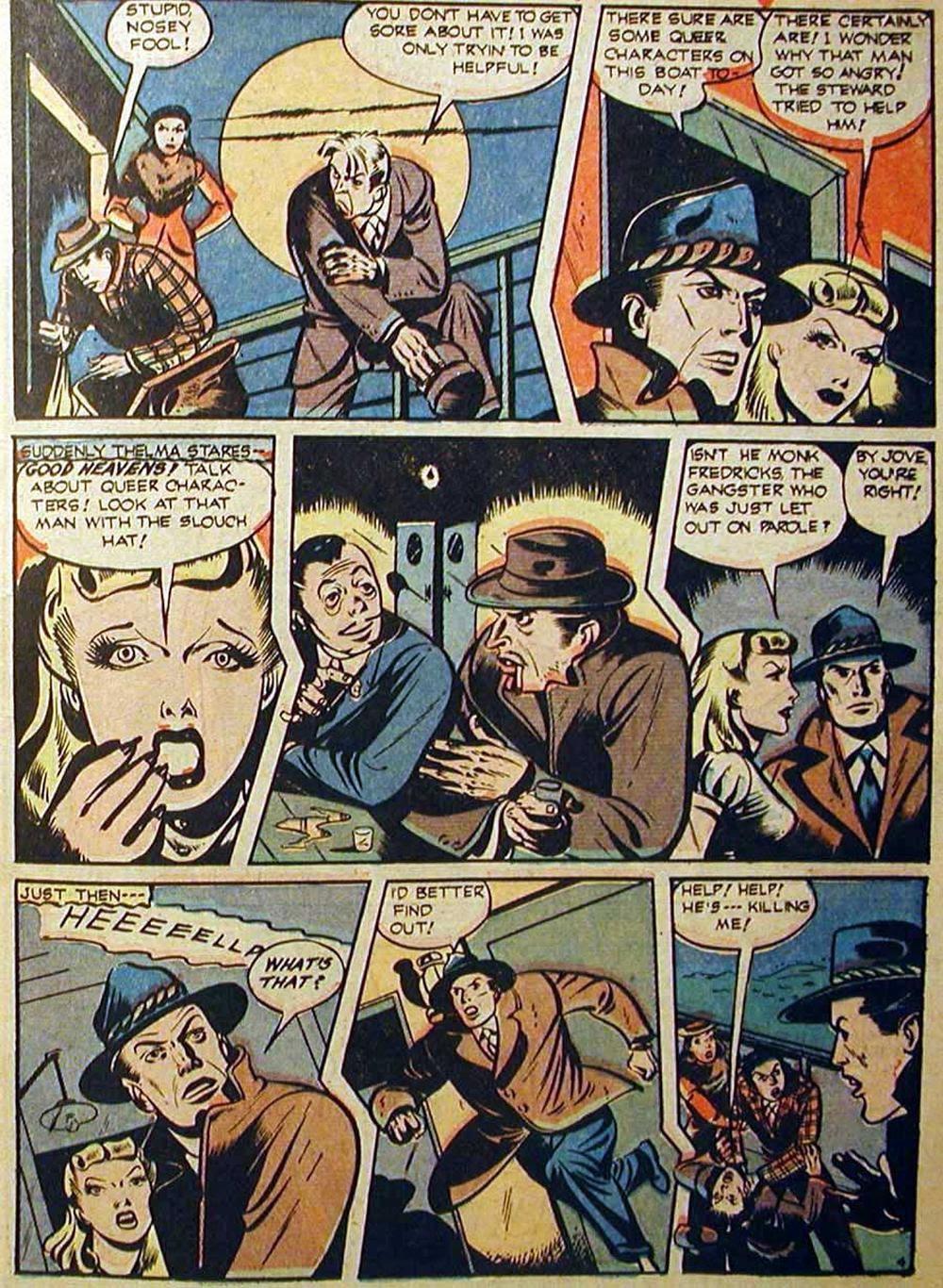 Hangman Comics issue 5 - Page 21