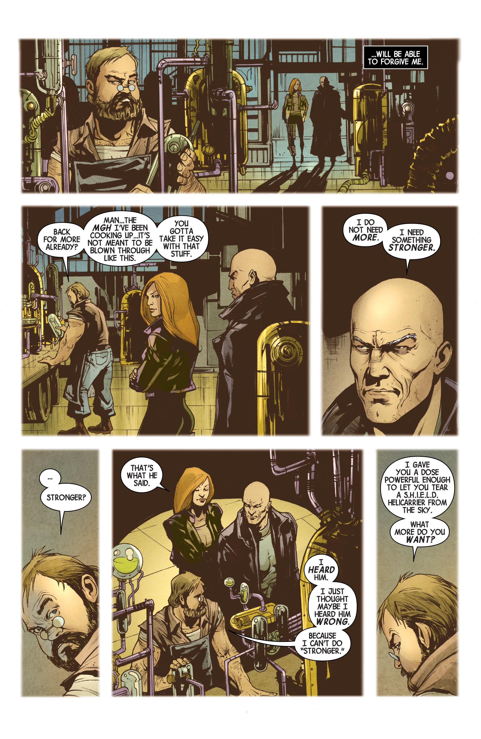 Read online Secret Wars: Last Days of the Marvel Universe comic -  Issue # TPB (Part 1) - 158