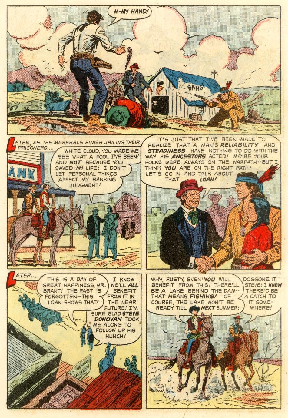 Four Color Comics issue 768 - Page 19