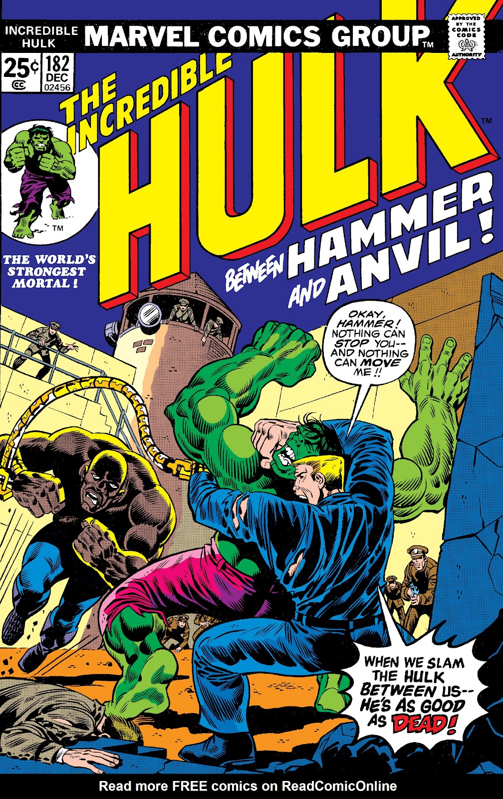 Read online Marvel Masterworks: The Incredible Hulk comic -  Issue # TPB 10 (Part 3) - 23