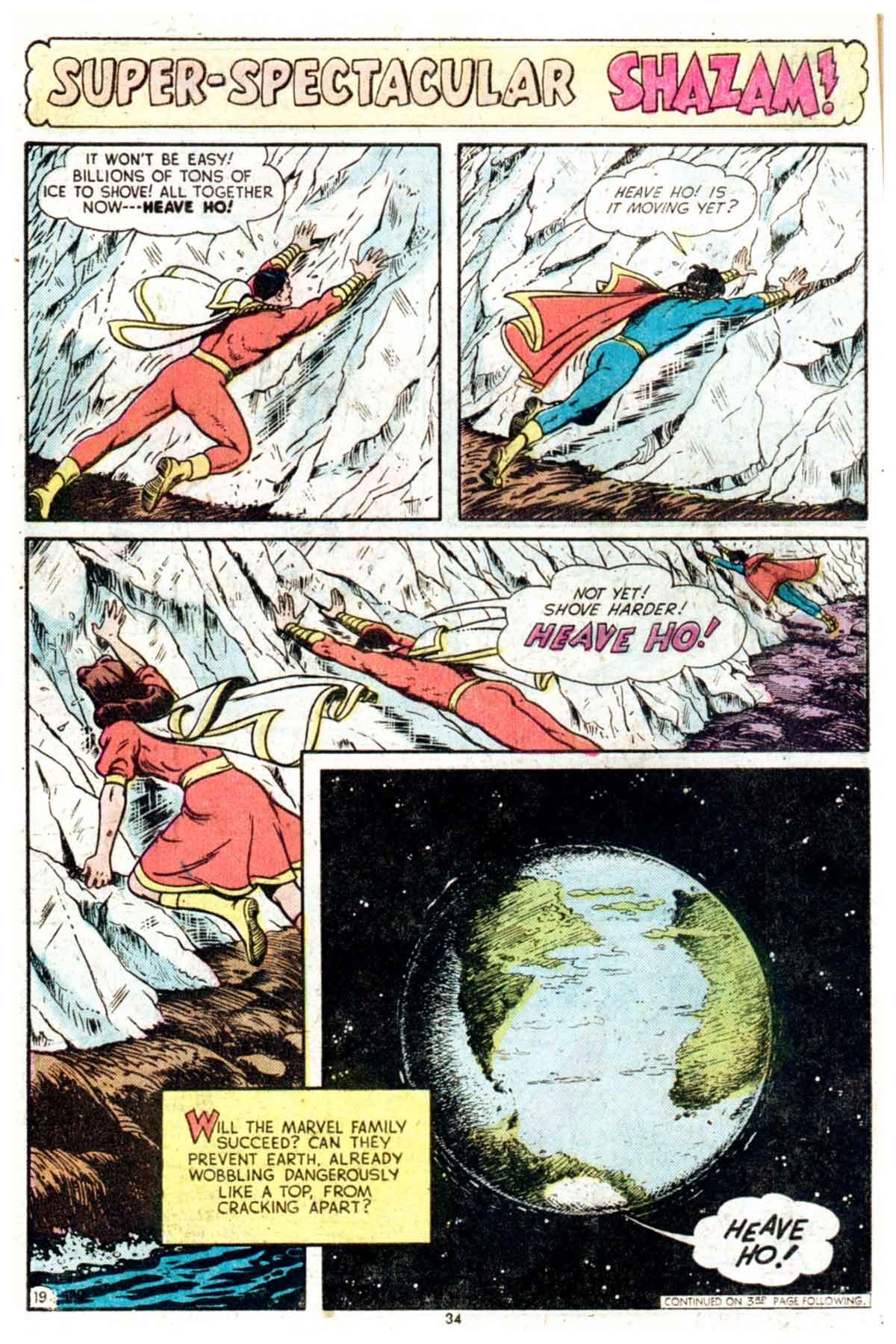 Read online Shazam! (1973) comic -  Issue #16 - 34