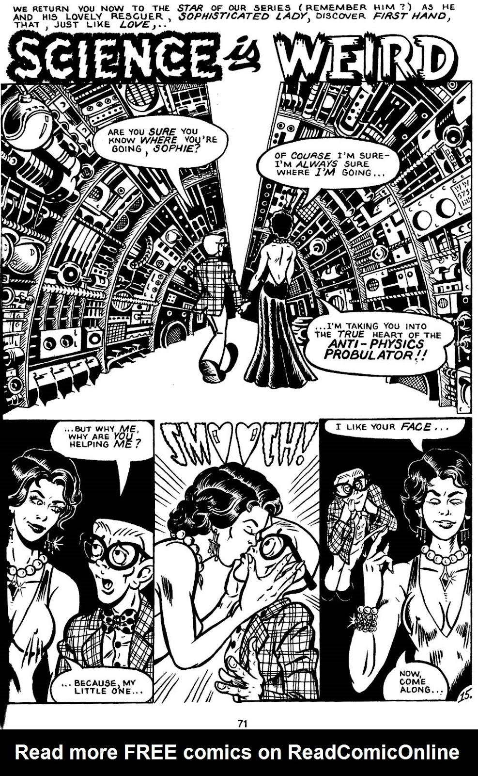 Read online Normalman - The Novel comic -  Issue # TPB (Part 1) - 75