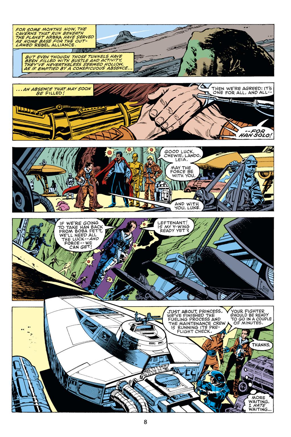 Read online Star Wars Omnibus comic -  Issue # Vol. 18 - 8