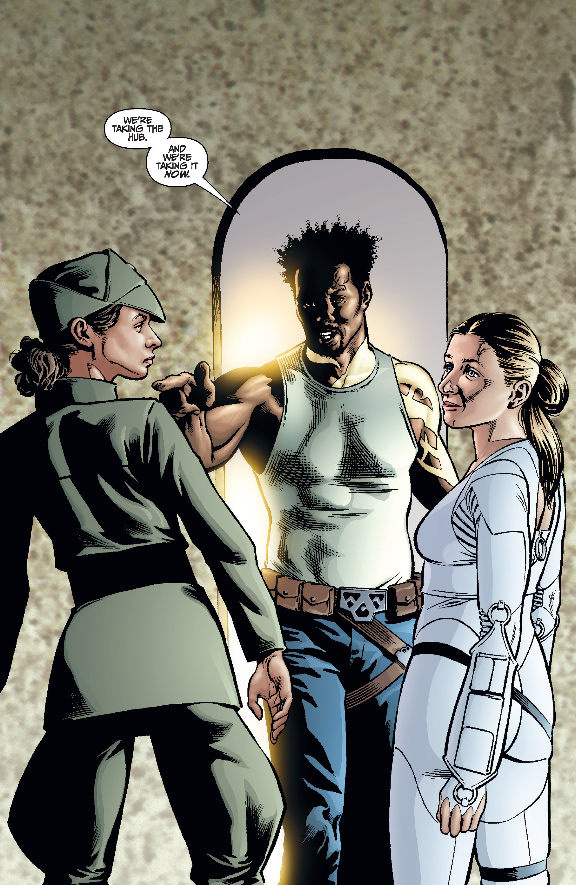 Read online Star Wars Omnibus comic -  Issue # Vol. 20 - 255