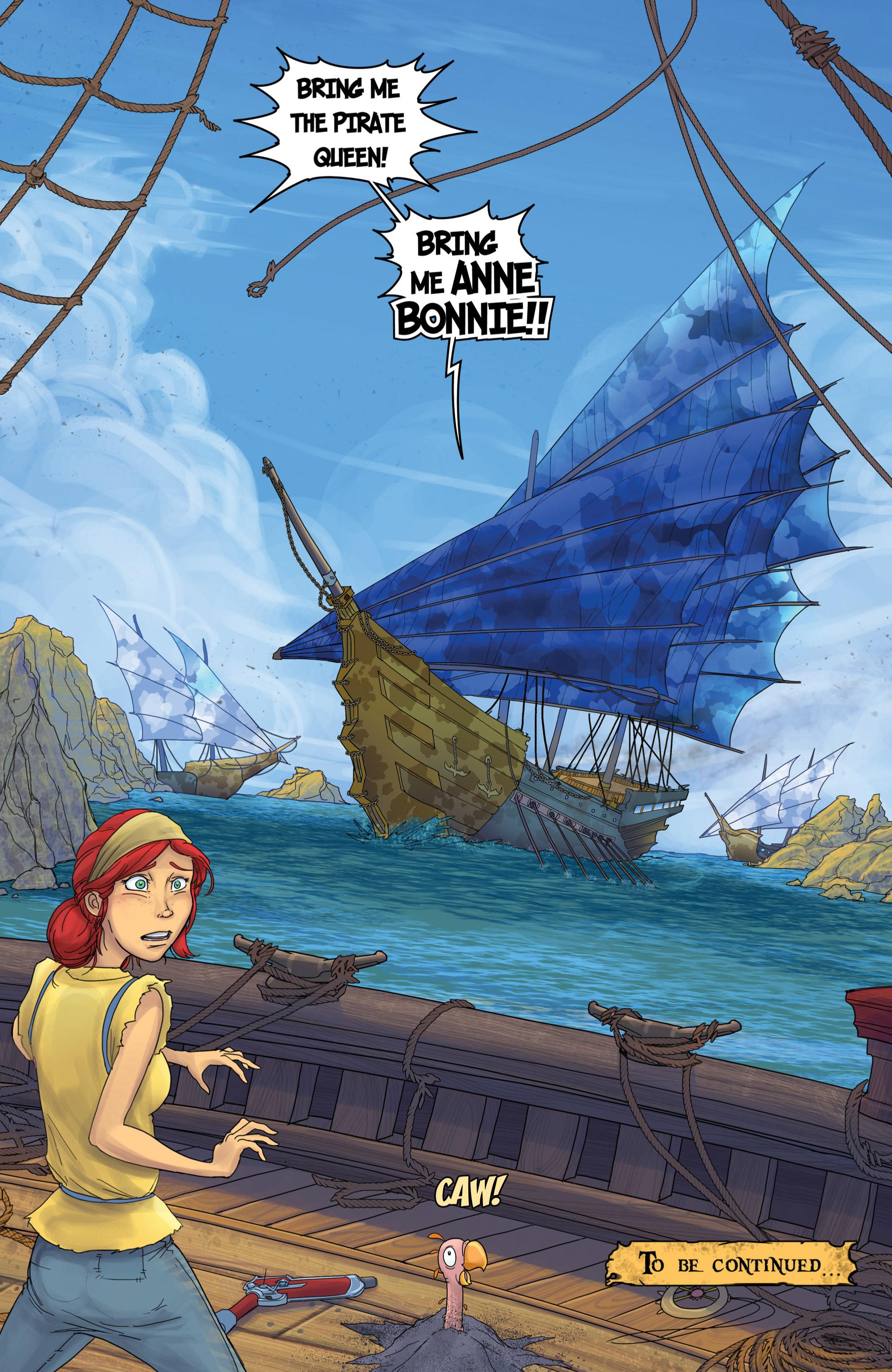 Read online Anne Bonnie comic -  Issue #1 - 29