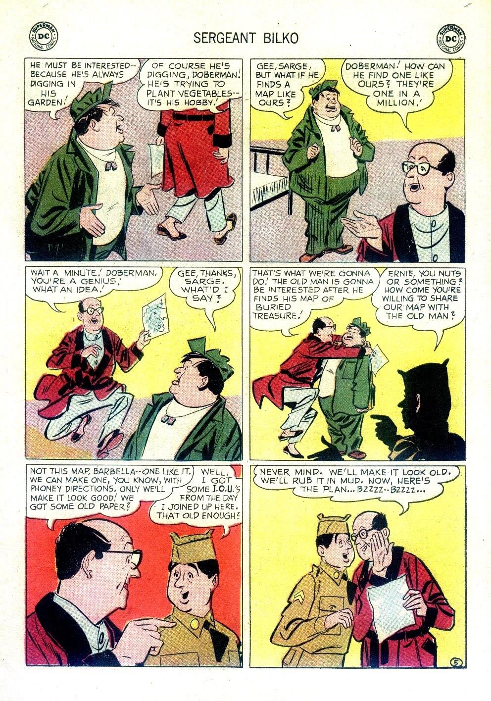 Sergeant Bilko issue 9 - Page 7
