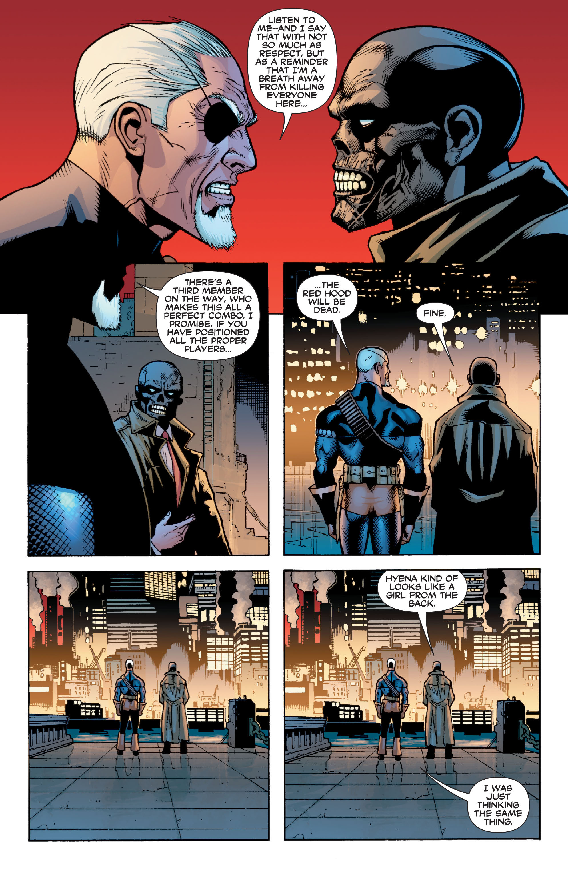 Read online Batman: Under The Red Hood comic -  Issue # Full - 228