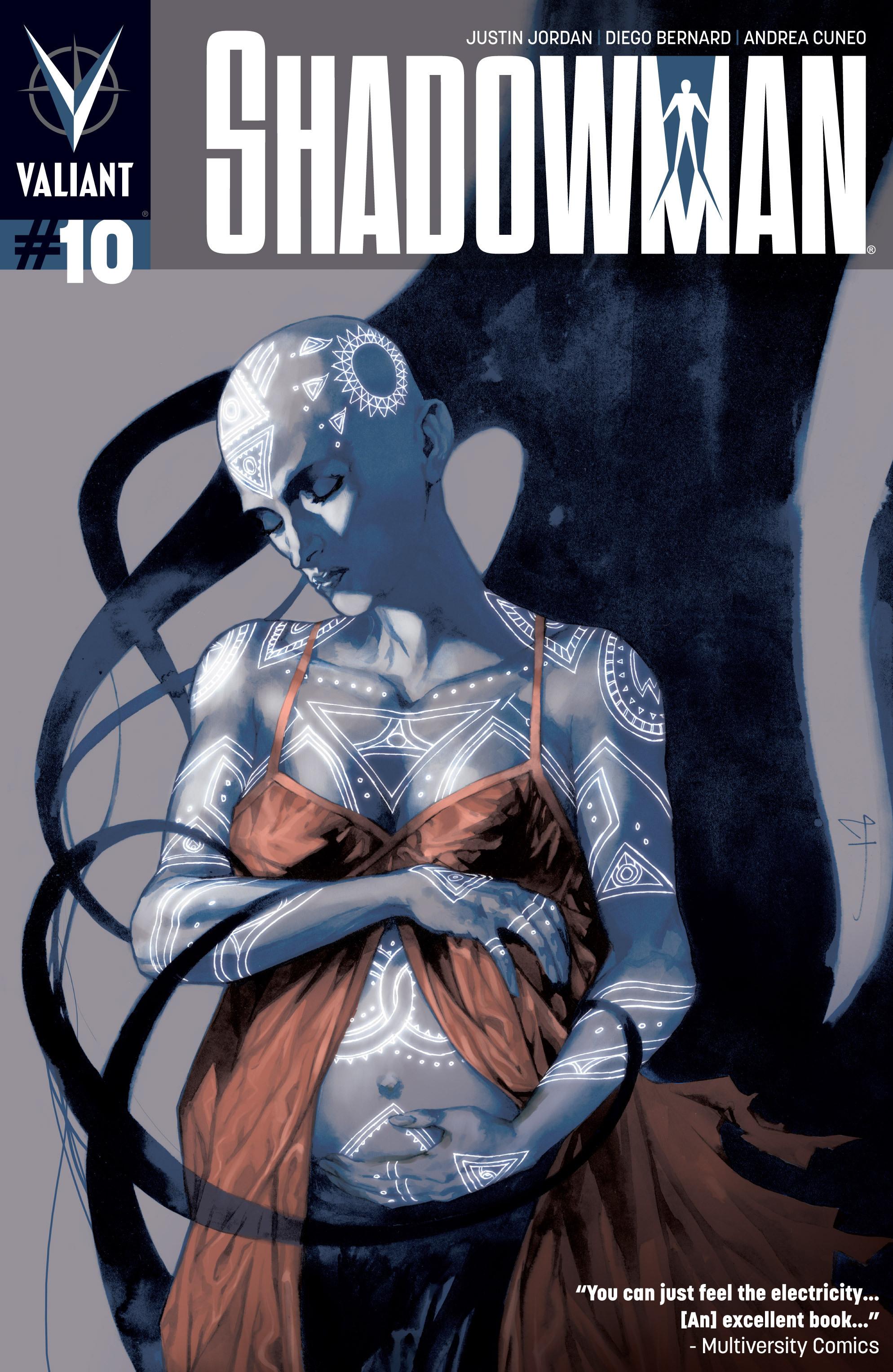 Read online Shadowman (2012) comic -  Issue #10 - 1