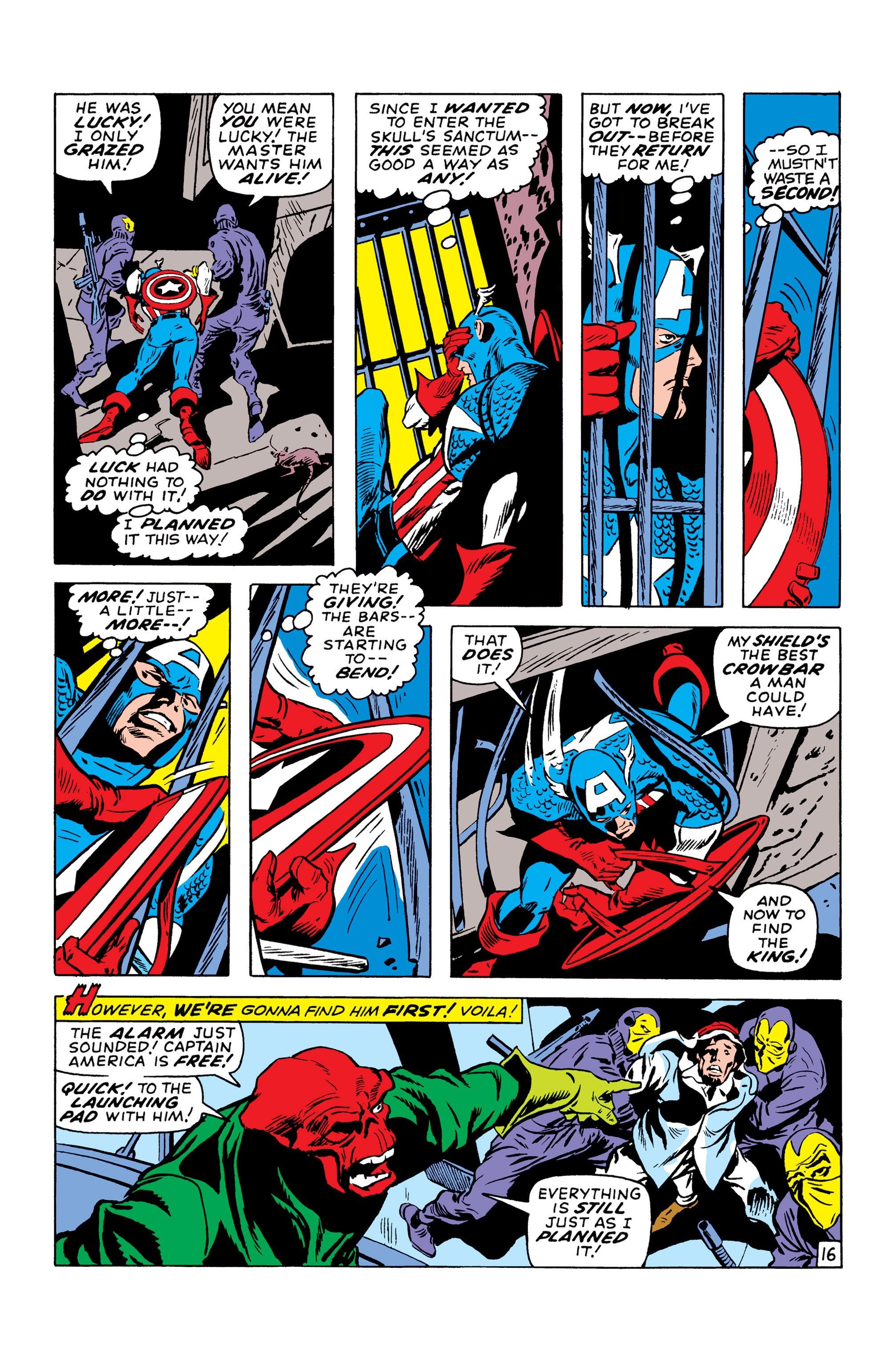 Marvel Masterworks: Captain America TPB_5_(Part_2) Page 1