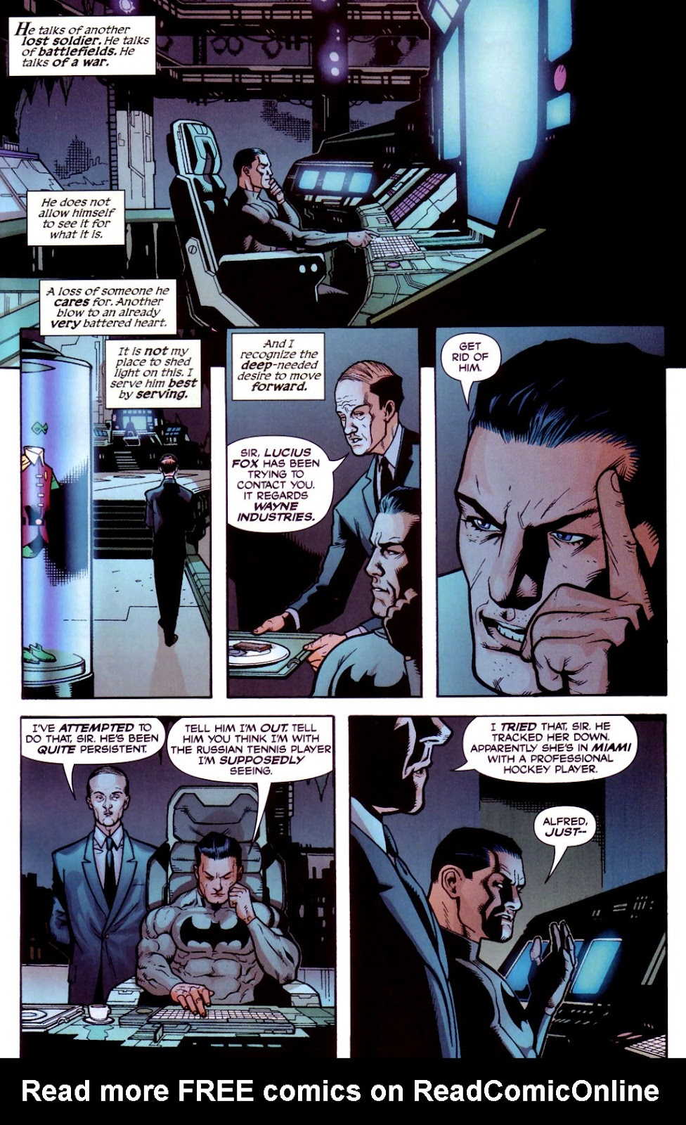 Batman: Under The Hood issue 1 - Page 12