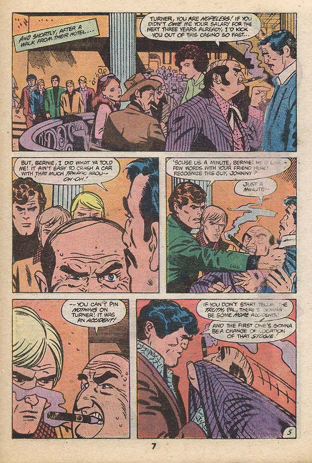 Read online Adventure Comics (1938) comic -  Issue #497 - 7