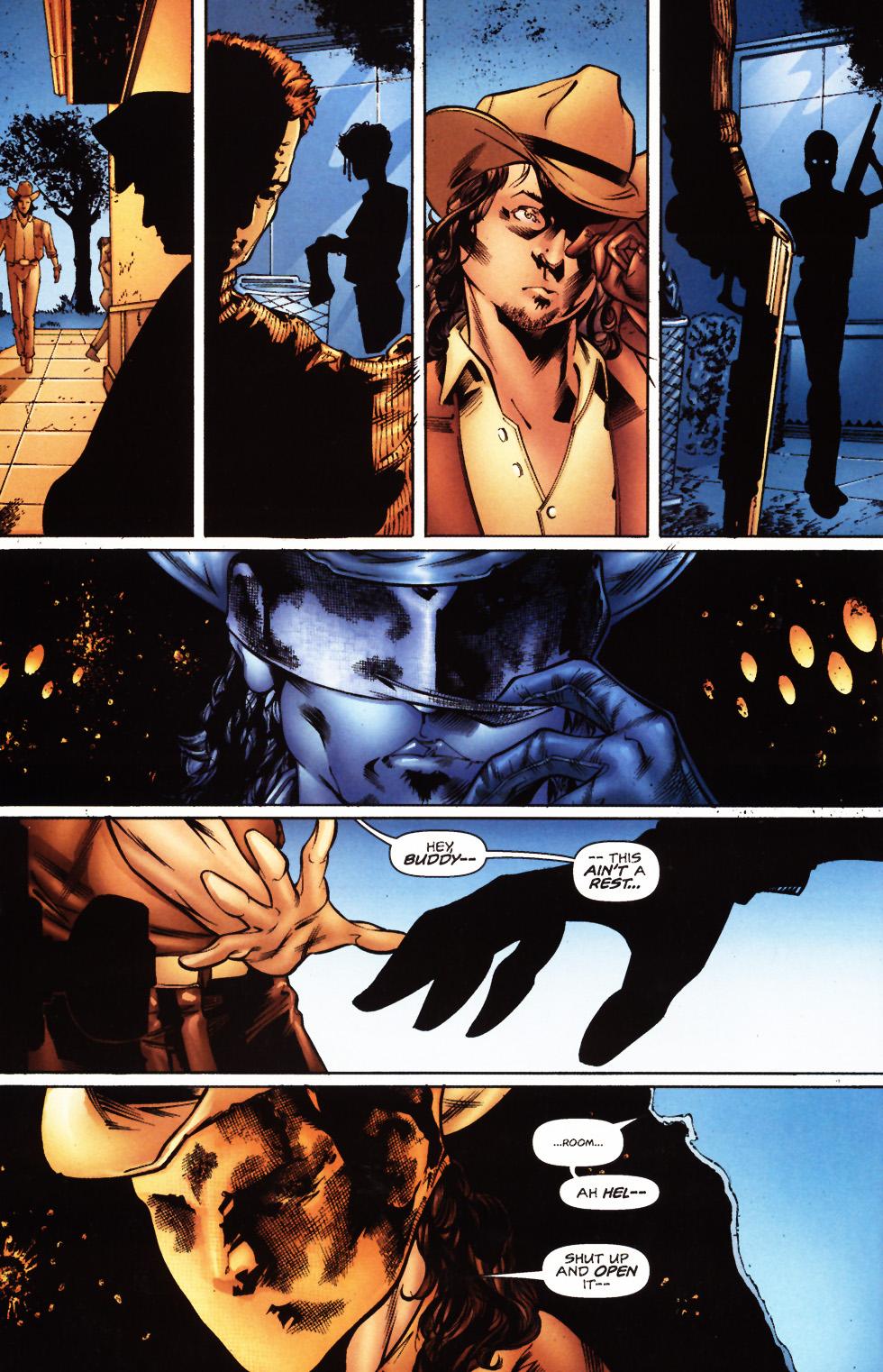 Read online Felon comic -  Issue #3 - 14