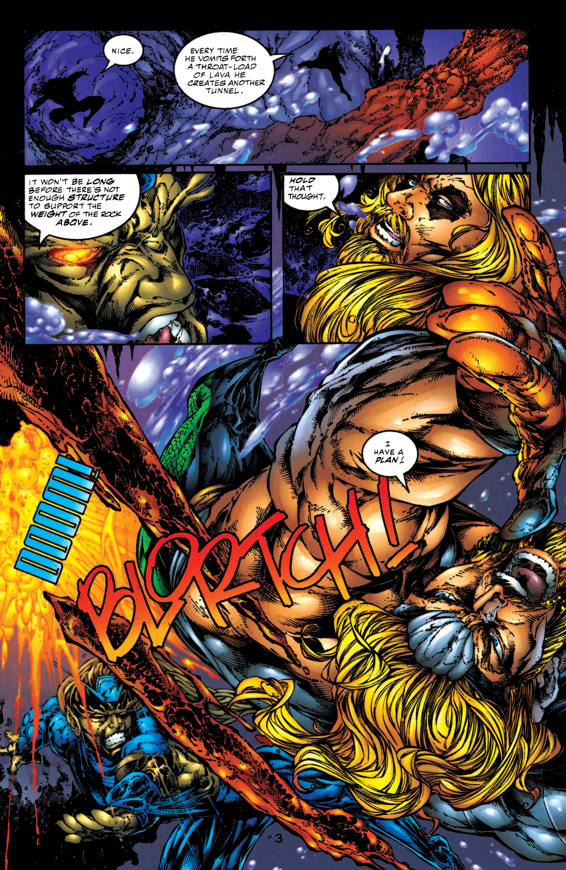 Read online Aquaman (1994) comic -  Issue #53 - 4