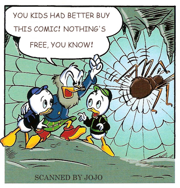 Read online Uncle Scrooge (1953) comic -  Issue #398 - 29