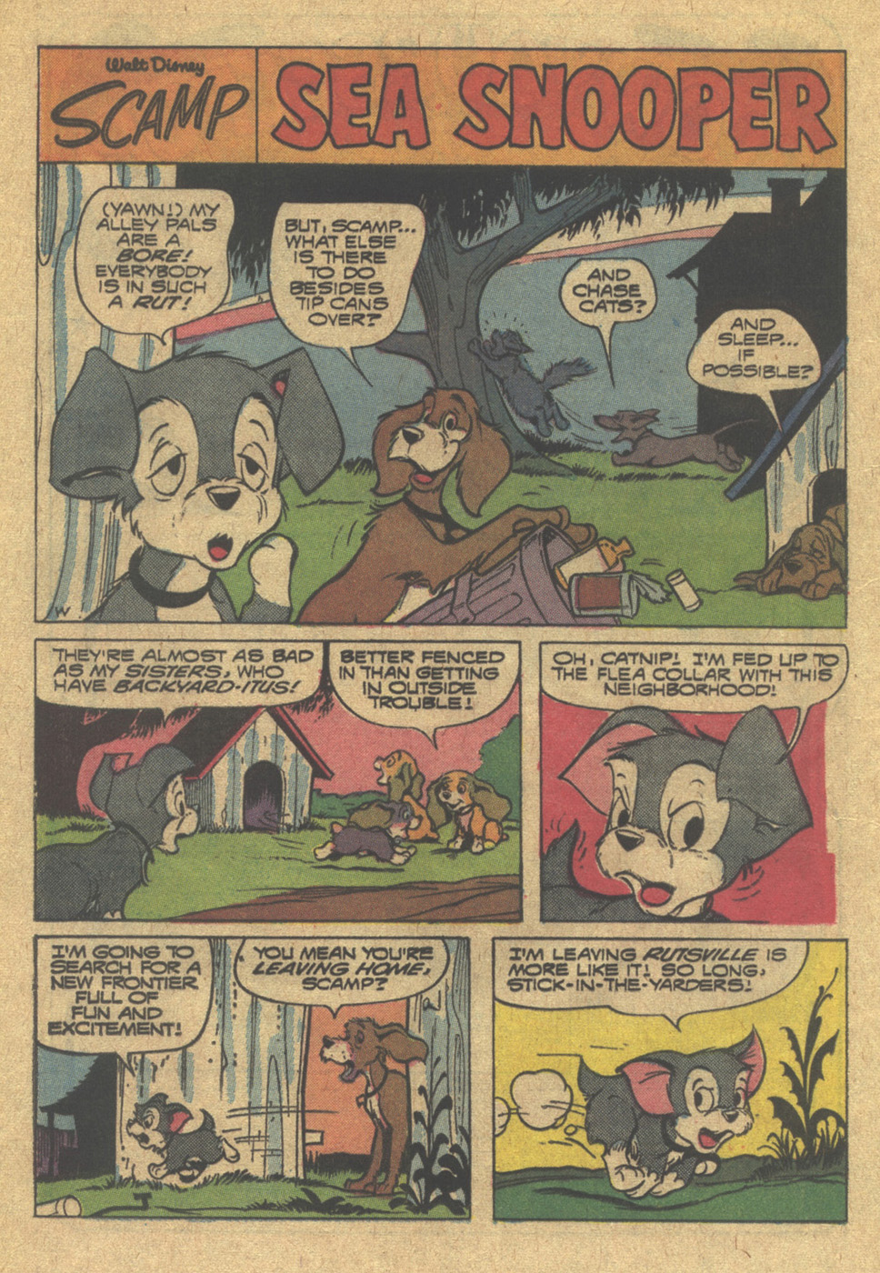 Walt Disney's Comics and Stories issue 380 - Page 20