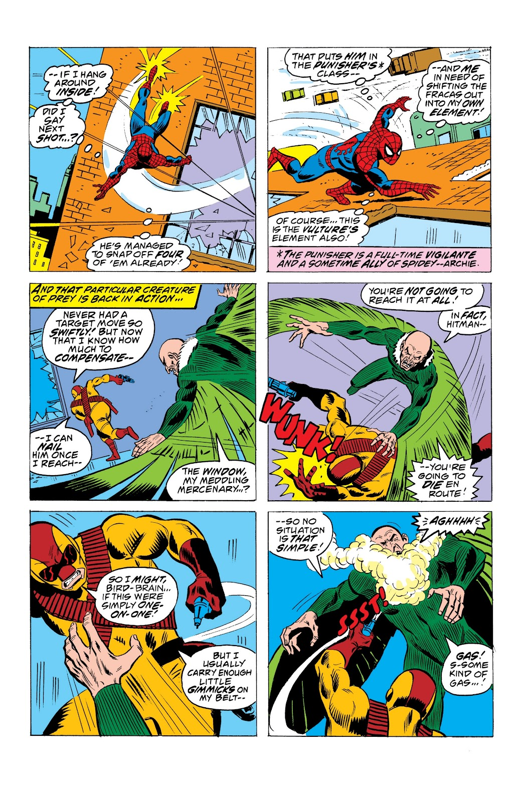 Read online Marvel Masterworks: The Spectacular Spider-Man comic -  Issue # TPB (Part 1) - 84