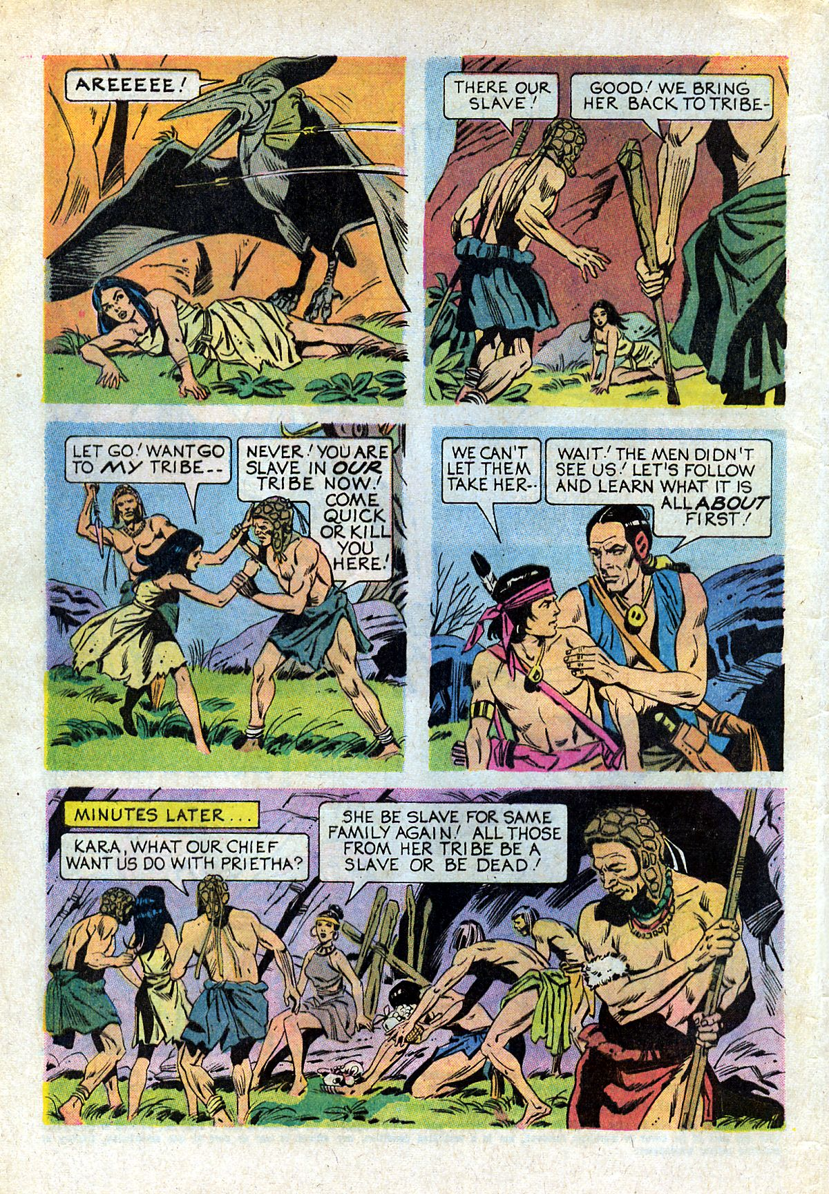 Read online Turok, Son of Stone comic -  Issue #93 - 4