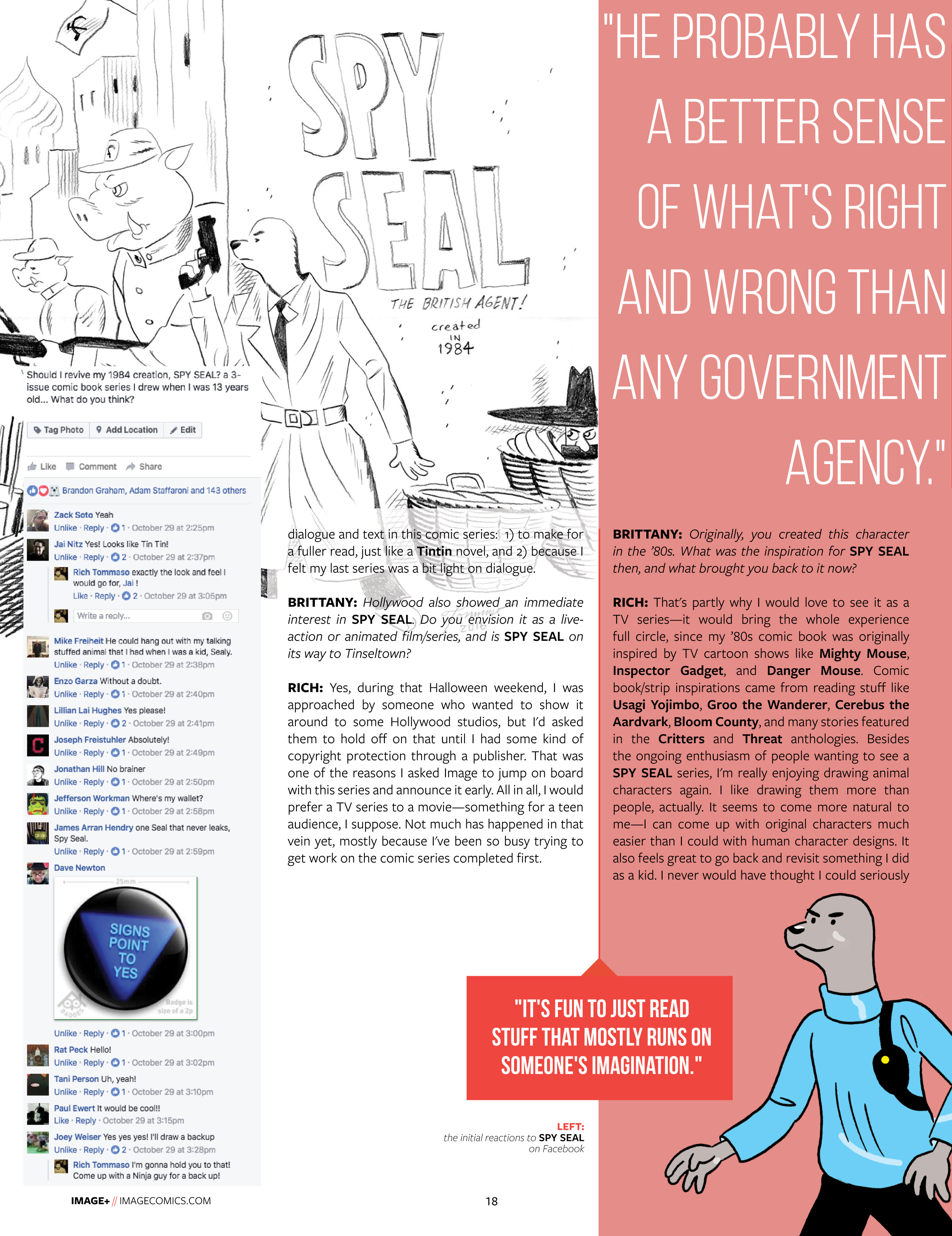 Read online Image comic -  Issue #14 - 17