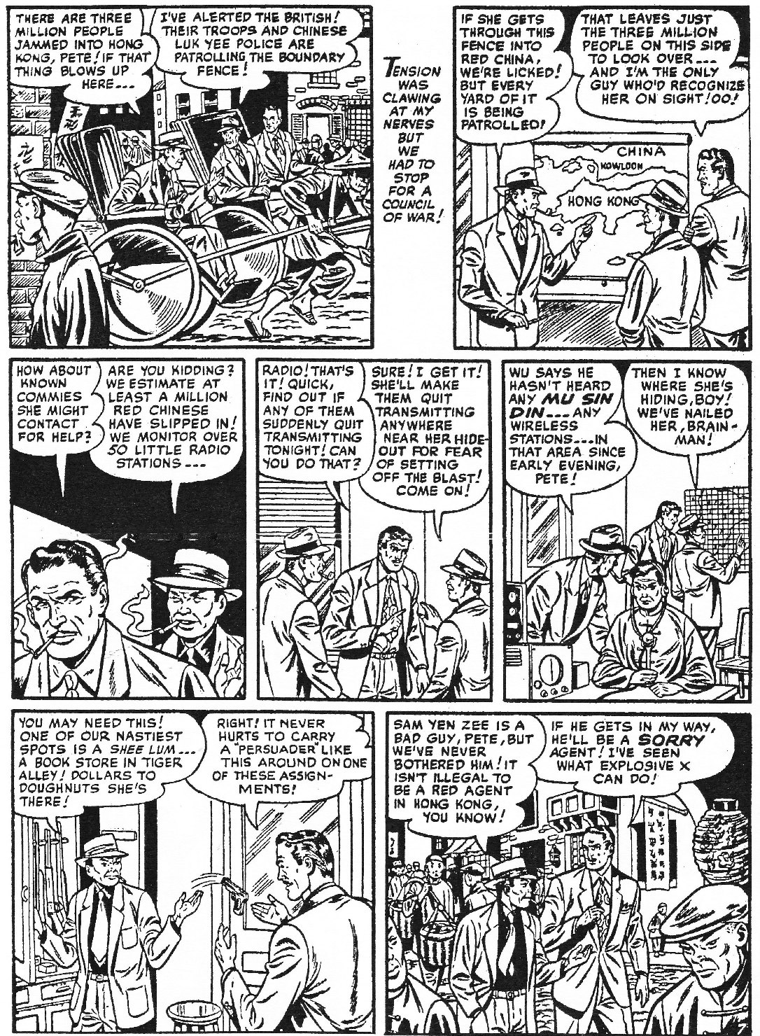 Read online Men of Mystery Comics comic -  Issue #73 - 56