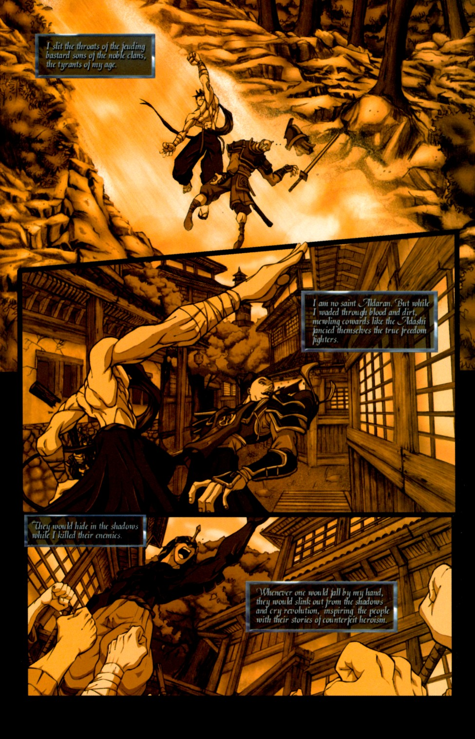 Read online Shidima comic -  Issue #4 - 12