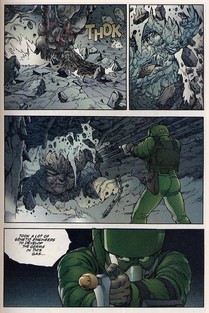 Read online Akira comic -  Issue #32 - 16