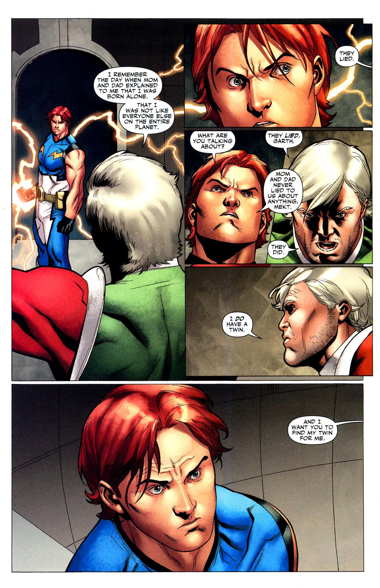 Read online Adventure Comics (2009) comic -  Issue #2 - 29