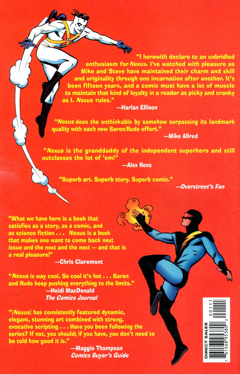 Read online Nexus Meets Madman comic -  Issue # Full - 32