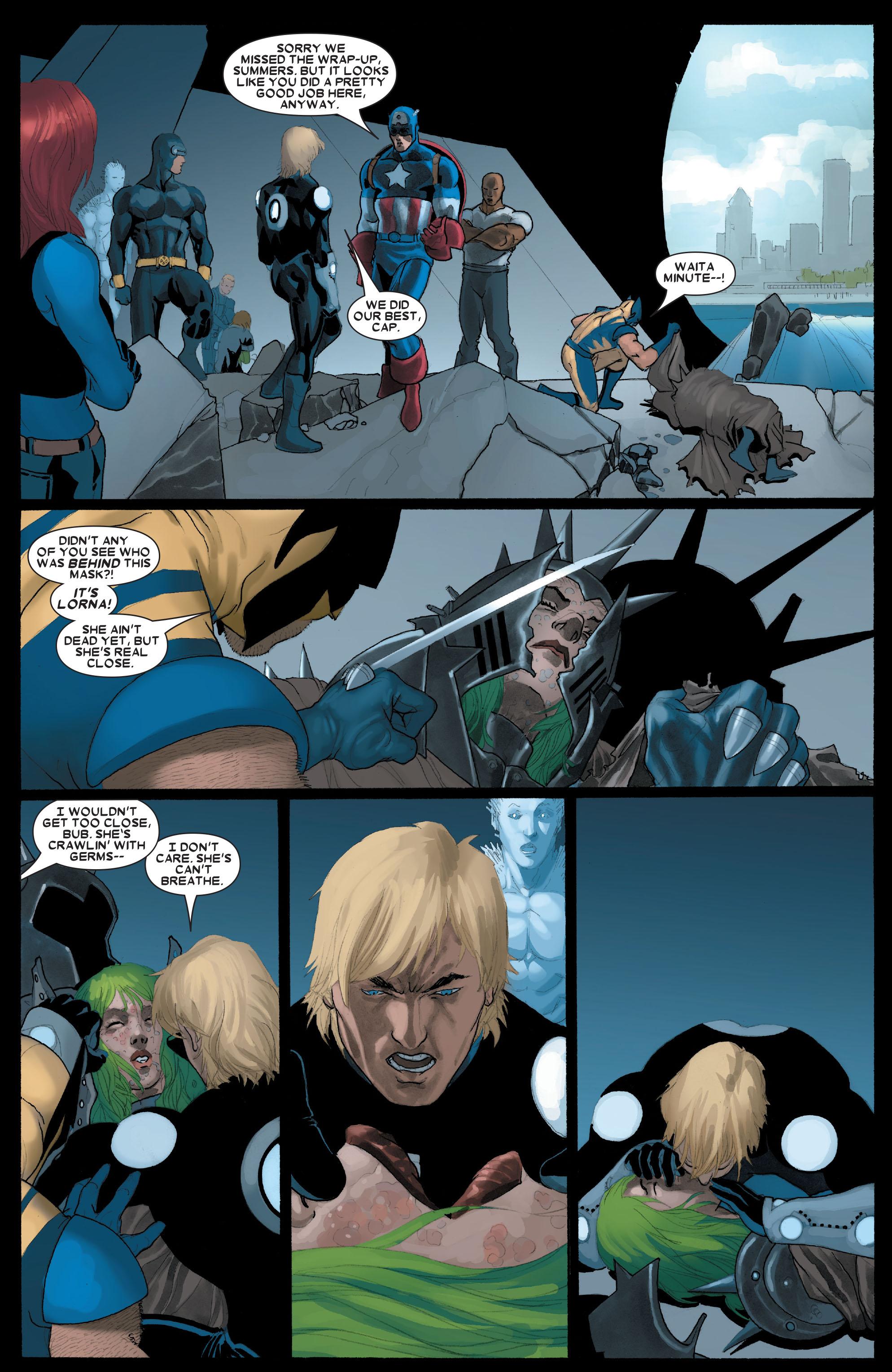X-Men (1991) 186 Page 20