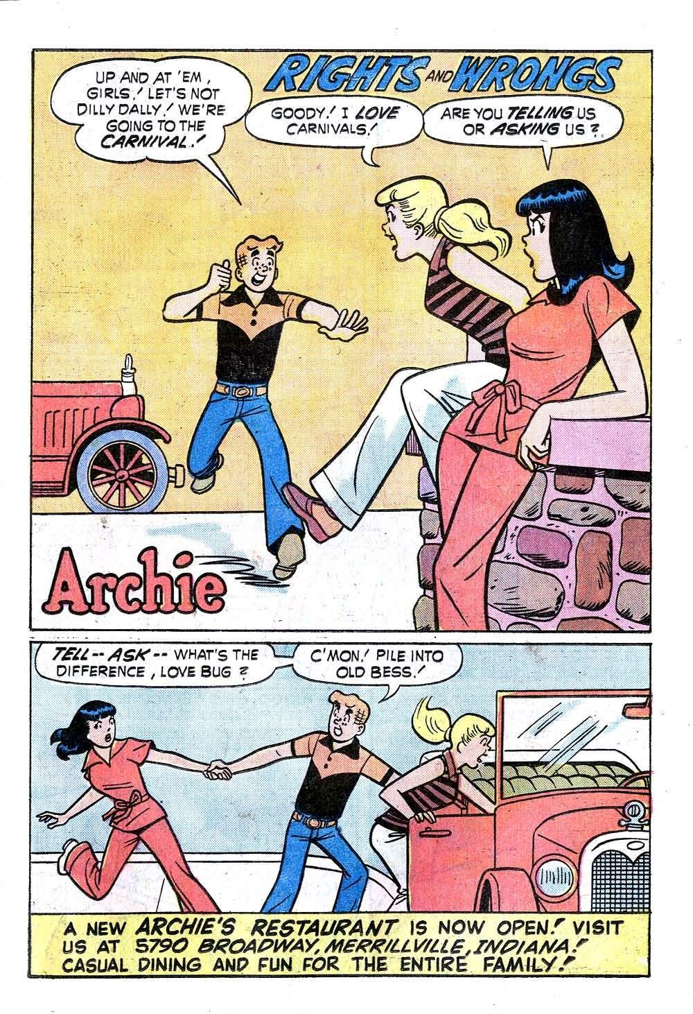 Read online Archie (1960) comic -  Issue #240 - 13