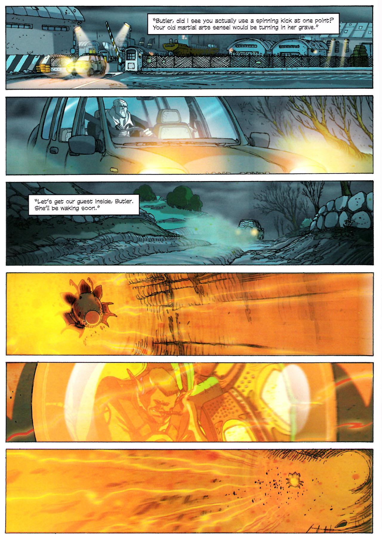 Read online Artemis Fowl: The Graphic Novel comic -  Issue #Artemis Fowl: The Graphic Novel Full - 41