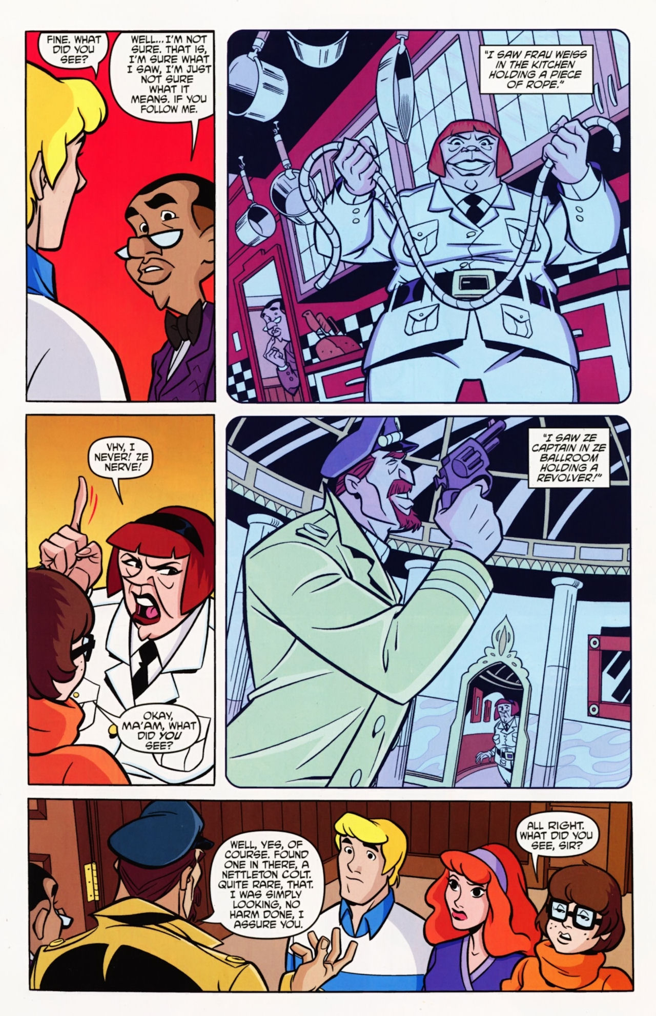 Read online Scooby-Doo: Where Are You? comic -  Issue #11 - 25