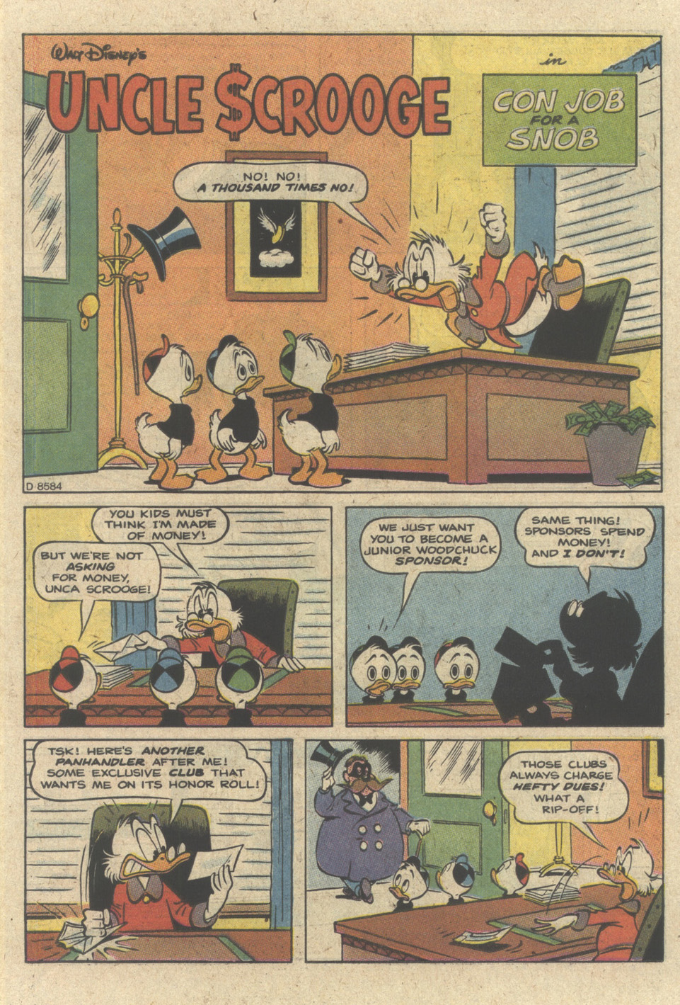 Read online Uncle Scrooge (1953) comic -  Issue #240 - 15