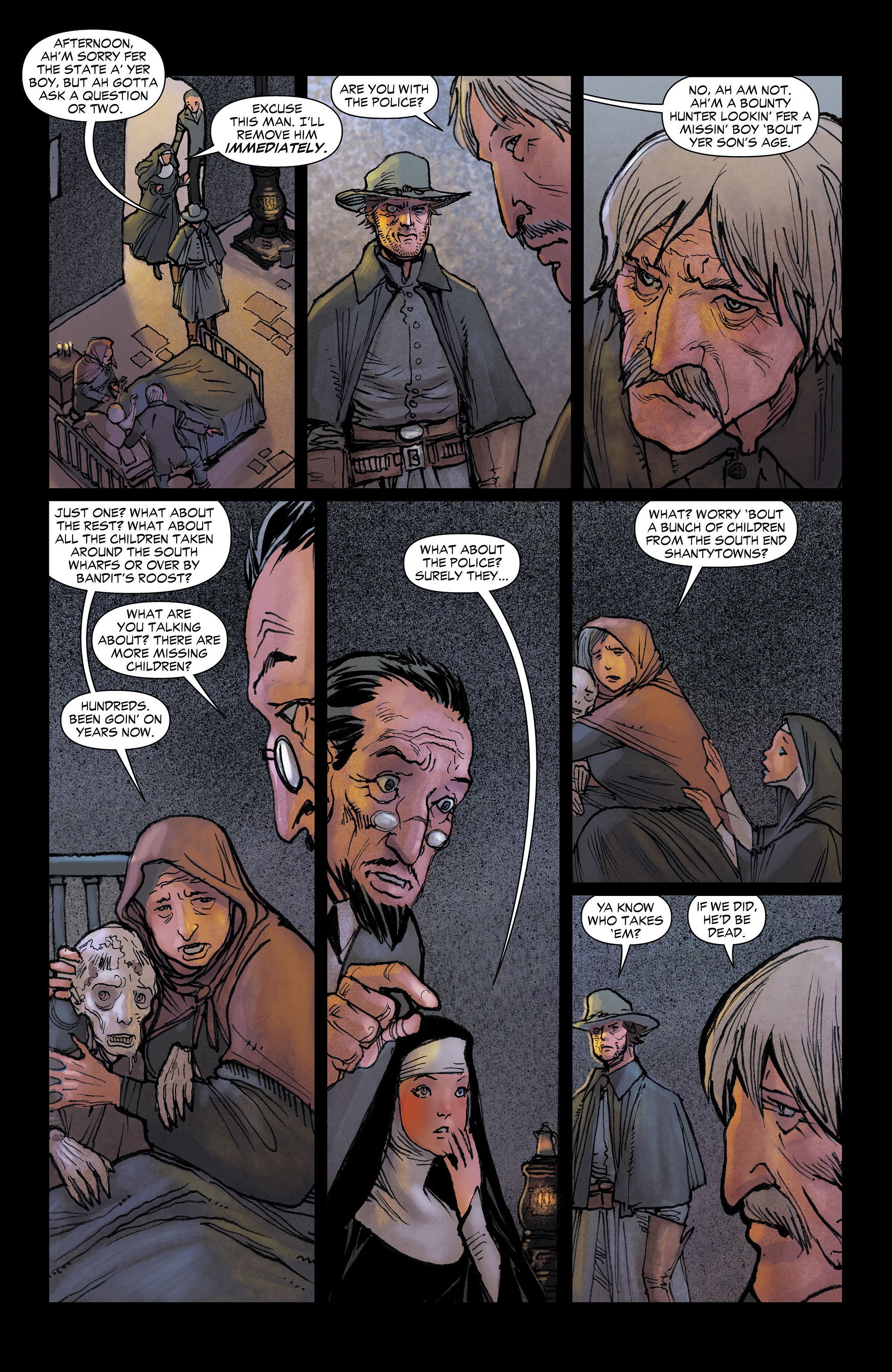 Read online All-Star Western (2011) comic -  Issue #4 - 15